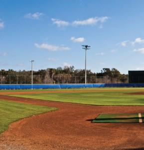 Baseball Field Irrigation